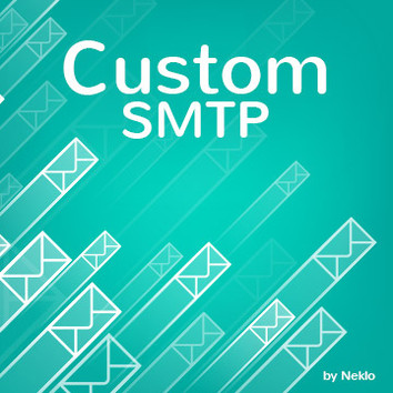 Custom SMTP Configuration