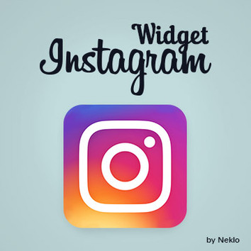 Instagram Integration Widget for Magento 1
