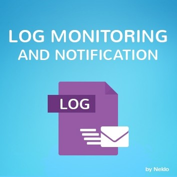 Log Monitoring and Notification for Magento 2