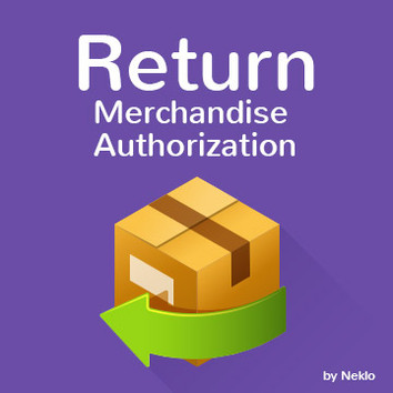 RMA Returns for Magento 2