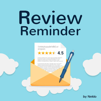 Review Reminder for Magento 1