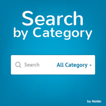 Search by Category for Magento 2