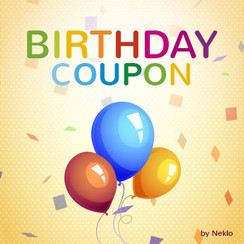 Birthday Coupon for Magento 1