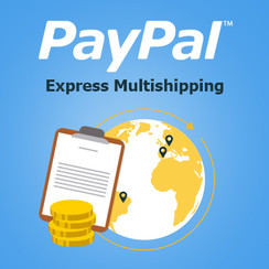 PayPal Express for Multishipping