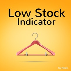 Low Stock Indicator for Magento 2