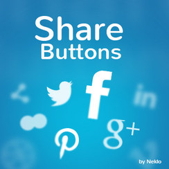 Share Buttons for Magento 1