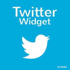Twitter Widget for Magento 1