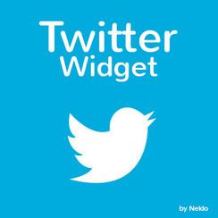 NEKLO Twitter Widget
