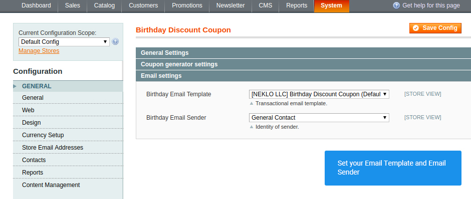 coupon template example